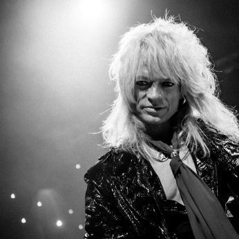 Michael Monroe / Alasti -klubi / © Anni Suikkanen 2017