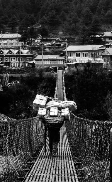 Nepal, Phakding
